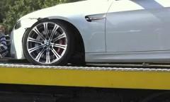 4人乗車でニュルを走行していた BMW M3 がクラッシュしちゃう動画