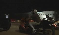 1100馬力 トヨタ スープラ vs ターボハヤブサ vs NOSハヤブサ 公道加速対決動画 title=