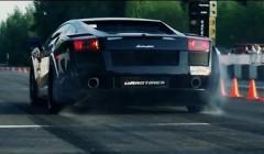 ロシアのドラッグレース Unlim 500+ の超かっこいいプロモーション動画