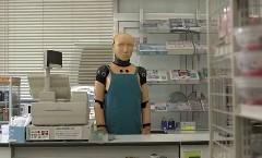 仕事を奪われたダミー人形の再就職先とは?スバル アイサイトの面白動画