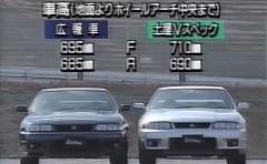 俺のおせー!ドリキンが R33 GT-R の広報車に怒っちゃう懐かし動画