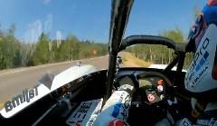 モンスター田嶋 EVで挑むパイクスピーク2012練習走行オンボード動画