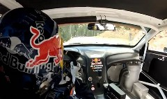 リース・ミレン 2012パイクスピーク総合優勝 9分46秒162ノーカットオンボード動画