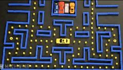 これはスゴイ!1/18のミニカーでパックマンを作ってみた動画