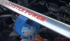 1ハムスターの大パワーエンジンをトヨタ MR2 に積んでみた動画