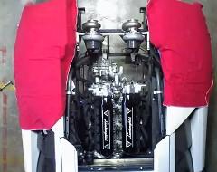 ランボルギーニ ムルシエラゴにツインターボエンジンを積んでる動画