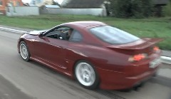 トヨタ スープラをAWDにしたらもっと速くなっちゃった動画