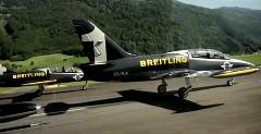 ブライトリング ジェットチームの超カッコイイプロモーション動画