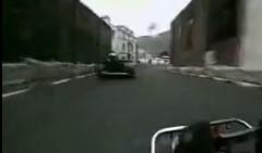 はえー!レーシングカートが市街地コースを爆走しちゃう動画