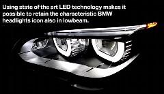 対向車を気にせずに走る事が出来るハイビーム BMWのアダプティブヘッドライトの紹介動画