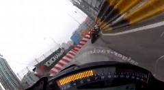 はえー!ガードレールギリギリを駆け抜けるマカオGP2012のオンボード動画