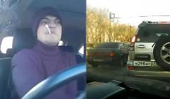 ほんの一瞬の油断が事故につながる事がよくわかる動画
