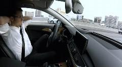 これで渋滞でも楽チン!アウディの自動運転システム