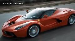 フェラーリ エンツォの後継 ラ・フェラーリ 公式動画