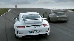 ポルシェ 991 GT3 オフィシャルプロモーション動画
