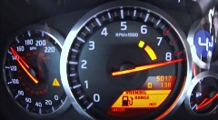 ゼロヨン8.78秒を叩き出すフルチューン日産 GT-R