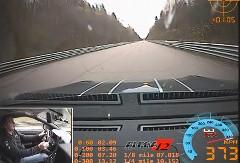 はえー!1350馬力の日産 GT-R が0-300km/hを13秒12で走り抜けちゃう動画