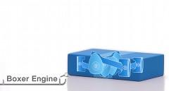 ボクサーエンジンの利点がよくわかるスバルの公式動画