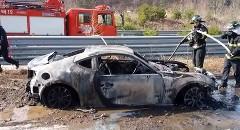 韓国人「86でサーキット走ったら全焼した!トヨタが悪い!86は欠陥車!」と言いがかり