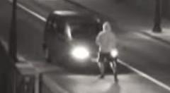 これはヒドイ!油断させて車を盗む窃盗野郎の手口がわかる動画