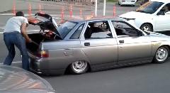 車高短車の日常