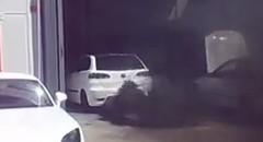 ディーゼルエンジンのセアト イビサ TDI をシャシダイに載せてみた