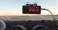はえー!ヘネシー ヴェノムGT の424km/hオンボード動画