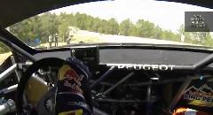 パイクスピーク2013 驚愕タイム 8分13秒878 セバスチャン・ローブのノーカットオンボード動画