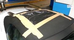 アウディ R8 GT スパイダーのカッコ悪い修復方法