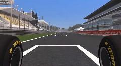 メルセデスAMG公式 2014年F1 V6ターボでモンツァを走ってみたシミュレーション動画