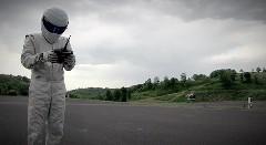 スティグのラジコンヘリ操縦技術が超うまい!っていう動画