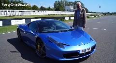 フェラーリ 458 イタリアに付けた1500万円分のオプション代を計算してみた