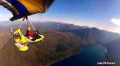 ウルトラライトプレーンから眺める美しき上空3000mの世界