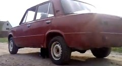 世界一燃費のいい車をロシアで発見!