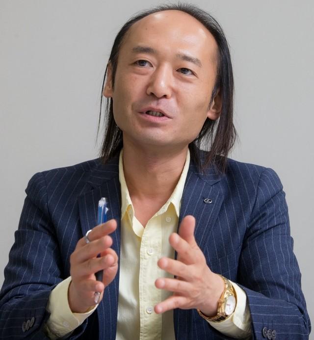 梶野泰生氏