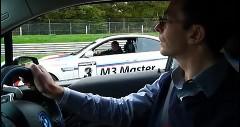 BMW i3 vs M3 加速対決動画