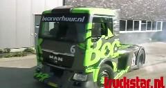 ドリフトトラックのケン・ブロック風超絶ジムカーナ動画