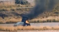 2000馬力のランボルギーニ ガヤルドが燃えちゃう動画