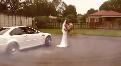 M3流結婚式 ドーナツターンの真ん中で愛を誓っちゃう動画