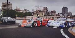 本物のレーシングカーを所有する男達 ~ジャガーXJ220LM ポルシェ 962C マツダ767B~