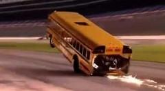 世界一過激なスクールバス