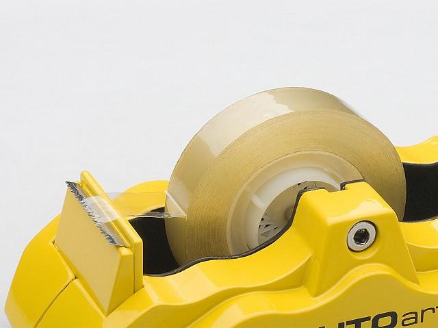 ブレーキキャリパー型テープカッター3