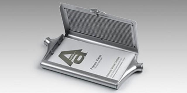 インタークーラー型カードケース2