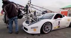 映画「ニード・フォー・スピード」のカメラカーがよくわかる動画