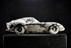 本物の大理石で作られた美しすぎるマーブルフェラーリ 250 GTO