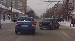 ロシア式けん引ドリフト動画