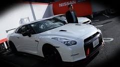 日産 GT-R NISMO 1台目納車風景