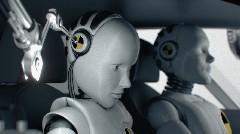 もしも衝突試験のダミー人形が生きていたら?っていう3Dアニメーション