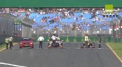 F1 vs V8スーパーカー vs AMG C63 サーキット対決動画