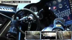 スバルWRXを操るラリードライバーの運転がよくわかる動画